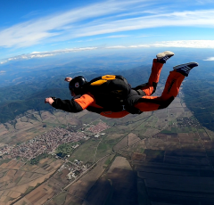 Solo Jump Try-2-Skydive 3500m