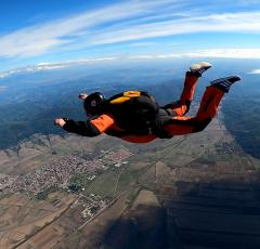 Самостоятелен скок Try-2-Skydive от 3500м.