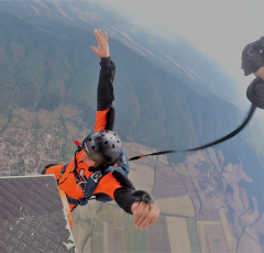 Solo Jump Try-2-Skydive 1200m